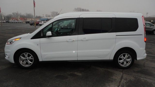 2017 Ford Transit Connect Wagon Anium Lwb Wheelchair Van For Ats Rear Entry Middletown In Vin Nm0ge9g72h1326912 Blvd