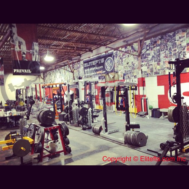 Elitefts™ gym pic of the day from the gym