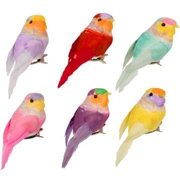 Rice - Fågel för dekoration