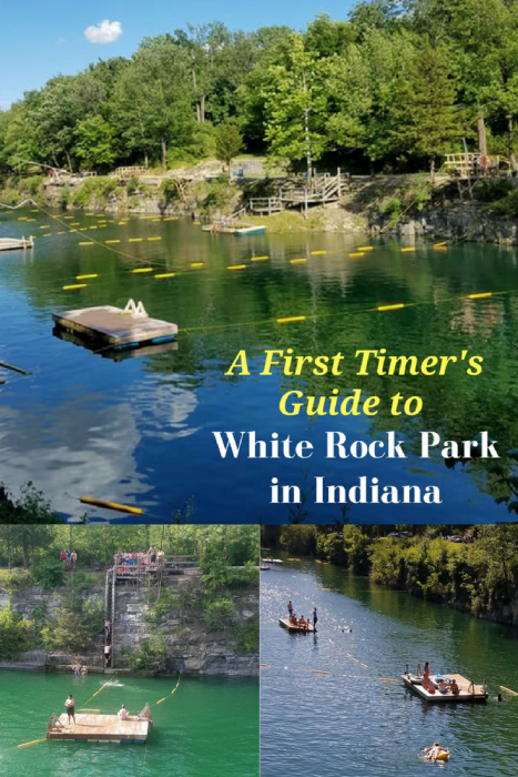 A First Timer's Guide To White Rock Park In Indiana