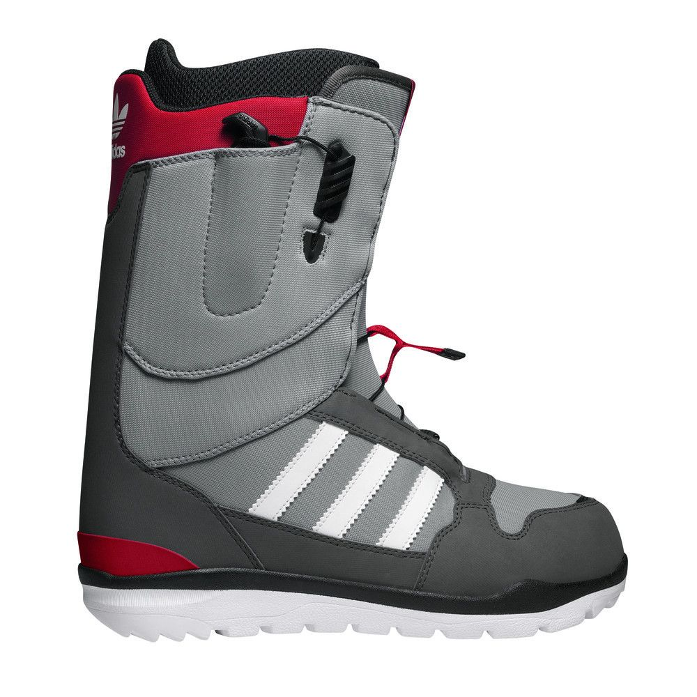8aae995e7 Adidas ZX 500 Snowboard Boots mid cinder   white   red