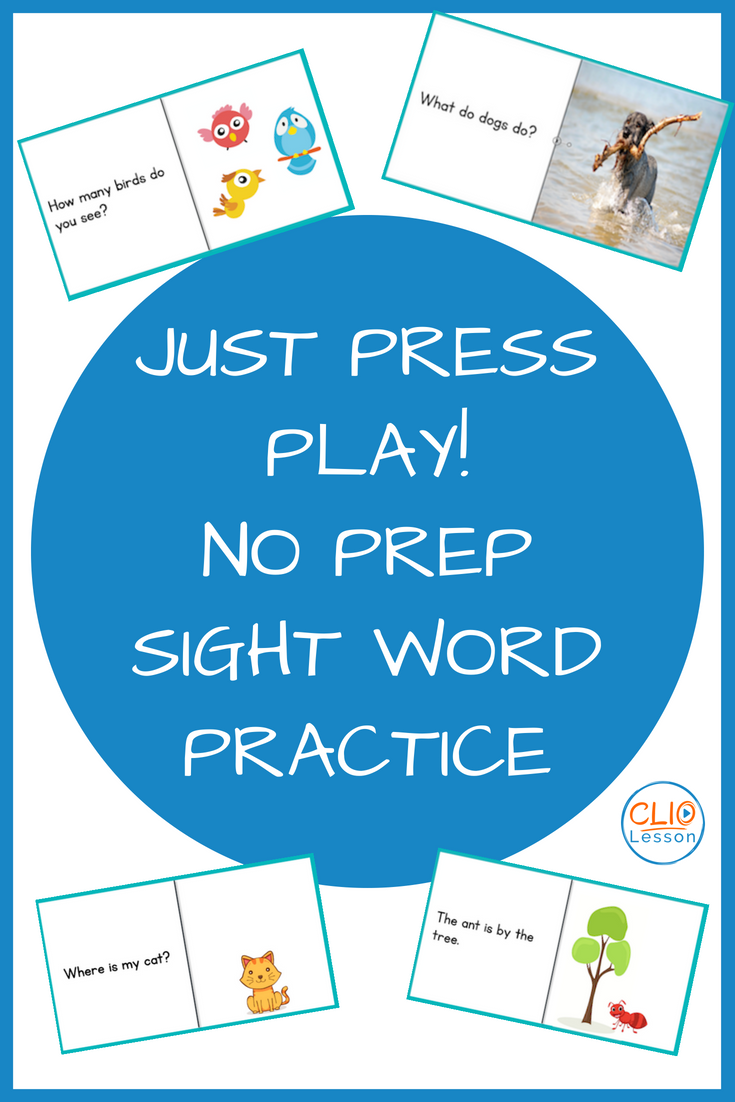 Prek Dolch Word Sight Word Practice There Are 8 Videos In This Series Students Preview The Vocabular Sight Words Sight Words Kindergarten Sight Word Practice [ 1102 x 735 Pixel ]