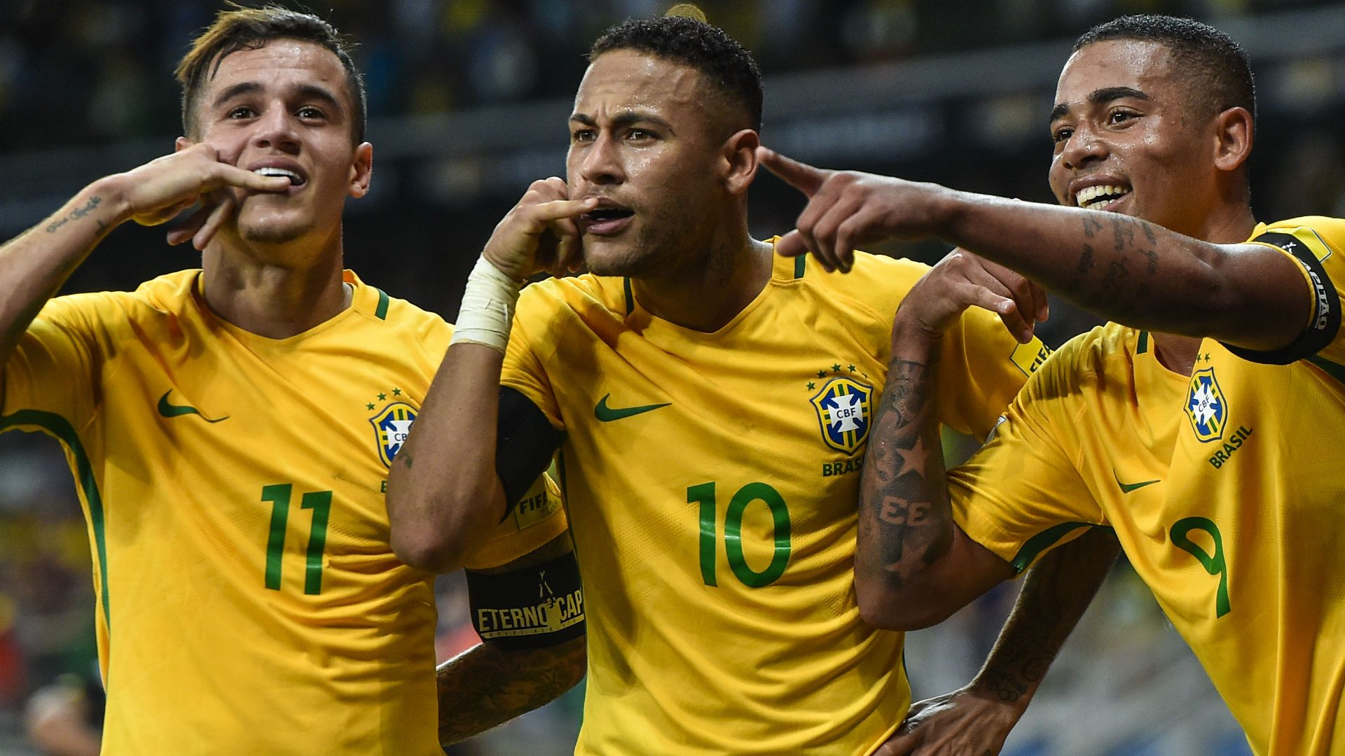 The Star Participant The Coach The Team And Everything You Need To Know About Brazil Ahead Of World Cup 2018 Piala Dunia Juara Neymar
