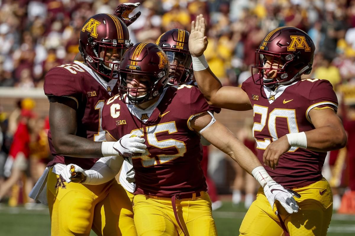 Scouting Minnesota Breaking down the Golden Gophers