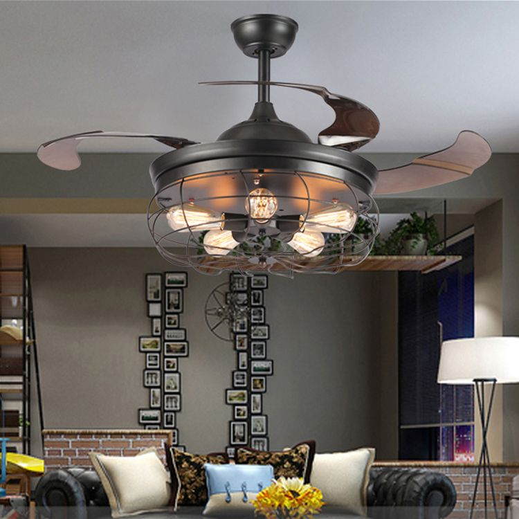 Cheap Fan Light Bulb, Buy Quality Fans Live Directly From China Fan Moto  Suppliers: 42 Inch Edison Light Bulb Village Folding Ceiling Fans With  Lights ...
