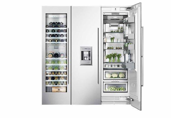 fridge dreams gaggenau wine cabinet fridge freezer