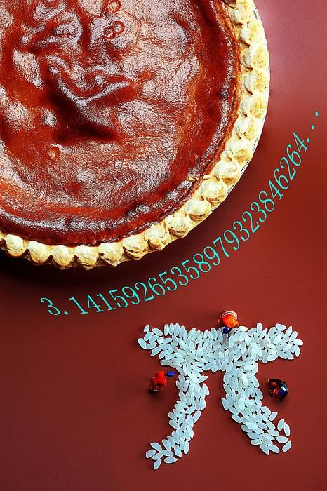 Pumpkin Pie And Pi Food Physics, by Paul Ge