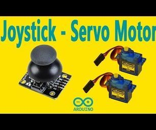 Arduino multiple servo control with joystick arduino for model arduino multiple servo control with joystick sciox Image collections
