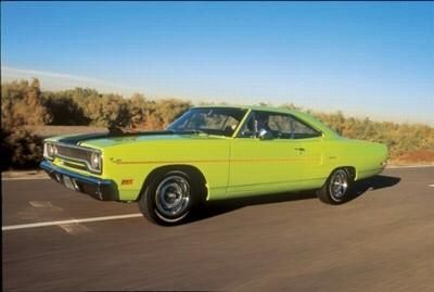 Living in the Limelight - 1970 Plymouth Road Runner