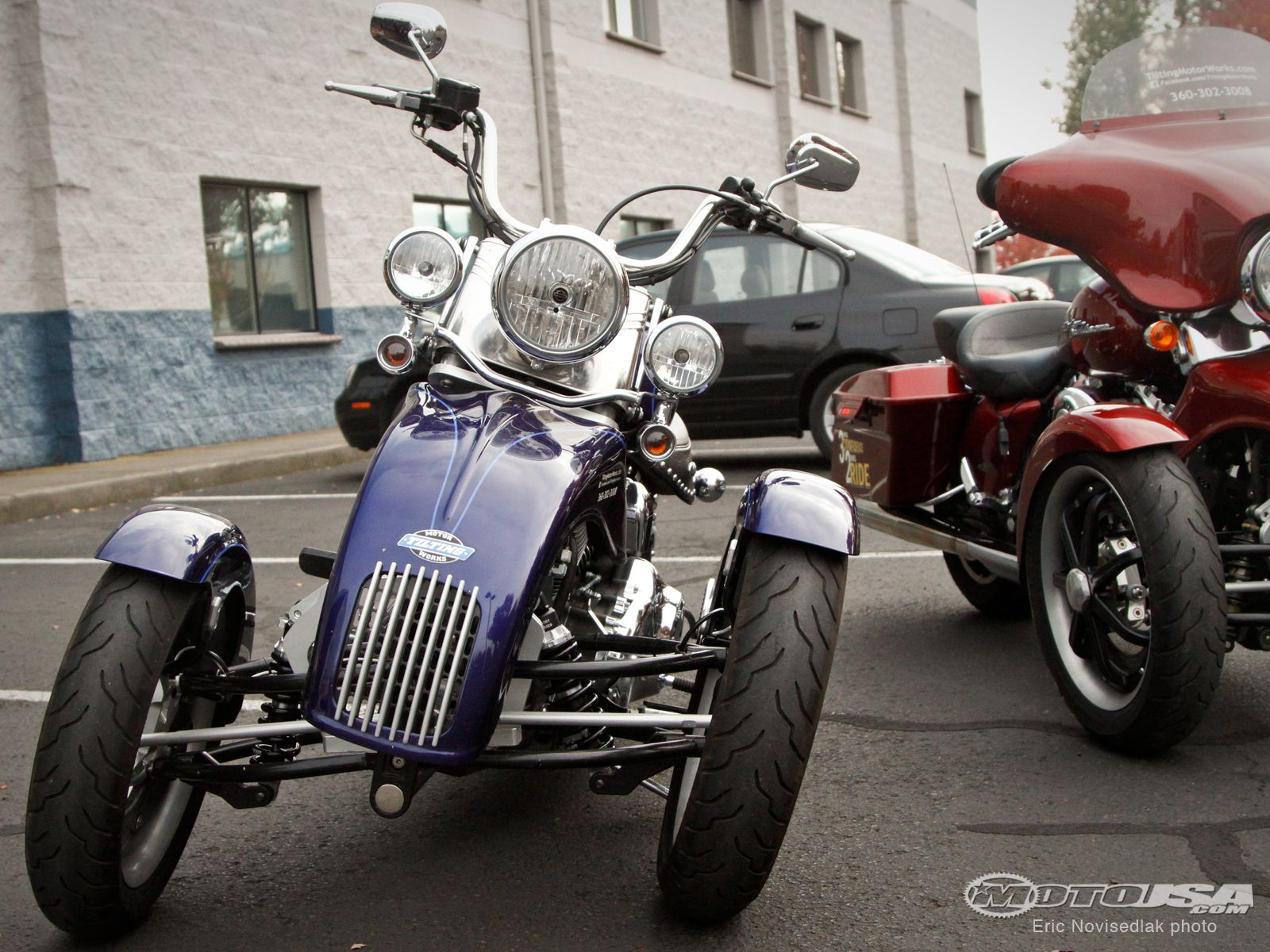 20+ Adult Three Wheel Motorcycle Harley Davidson Pictures