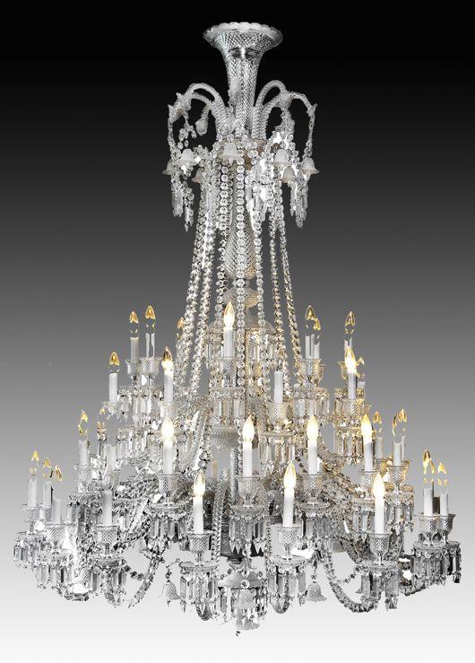 Large 48 light baccarat zenith chandelier price realized 26000 large 48 light baccarat zenith chandelier price realized 26000 cordier aloadofball Gallery