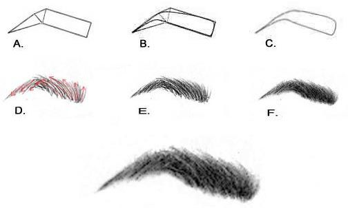 portrait drawing for the ultimate beginner hair drawing