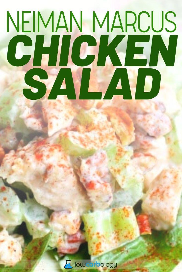 Neiman marcus chicken salad recipe in 2020 best low