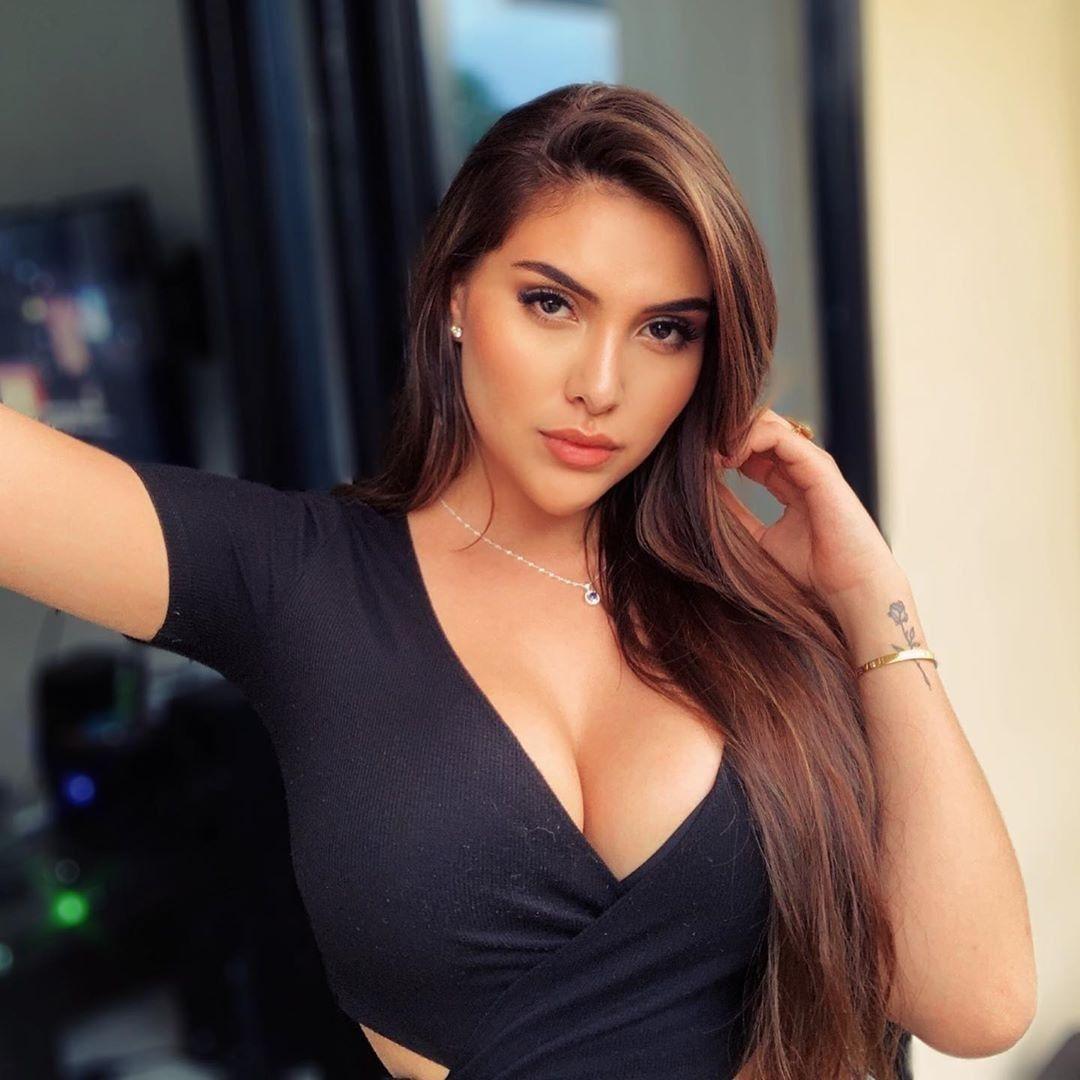 Busty Asian Teen Masturbate