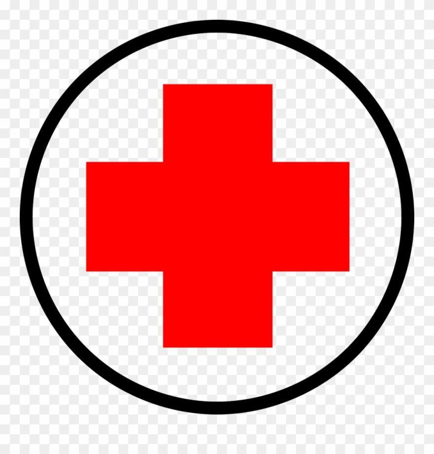 Download Hd Red Cross Doctor Nurse Cartoon Free Help First Vector Cruz Roja Clipart And Use The Free Clipart For Red Cross Nurse Nurse Symbol Clip Art