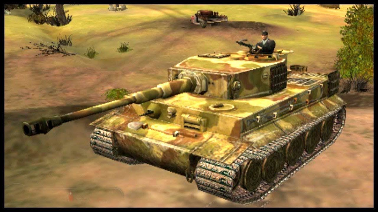 Best World War 2 Real Time Strategy game for PC German