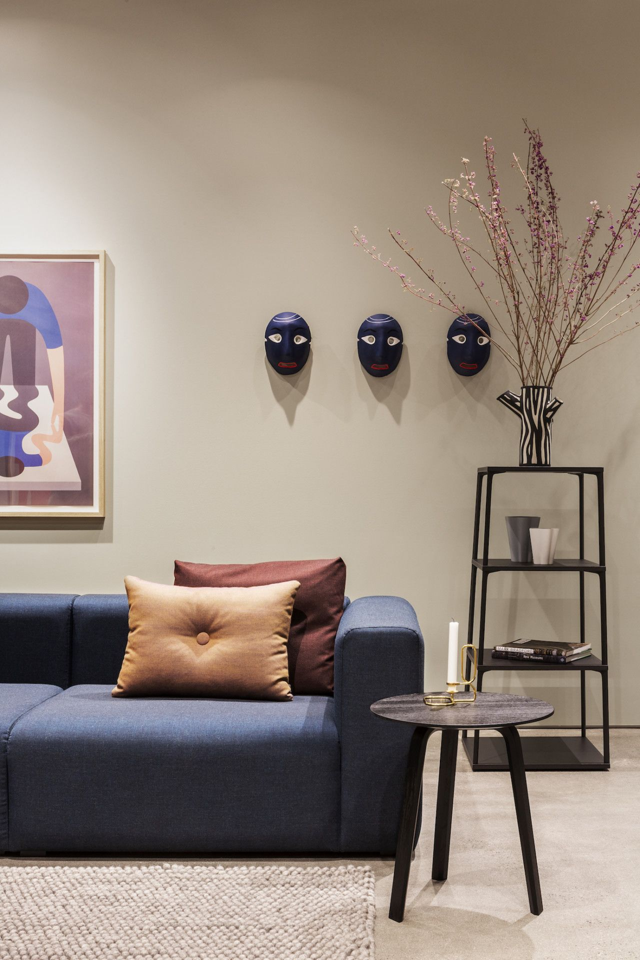 Portland Welcomes Hay S First Brick And Mortar Store In The Us Hay Design Showroom Design Interior Design