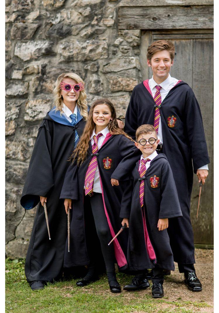 Dresses Ingenious Gewand Mantel Harry Potter Erwachsene/kinder Magie Robe Cosplay Kostüme Cape Costumes, Reenactment, Theater