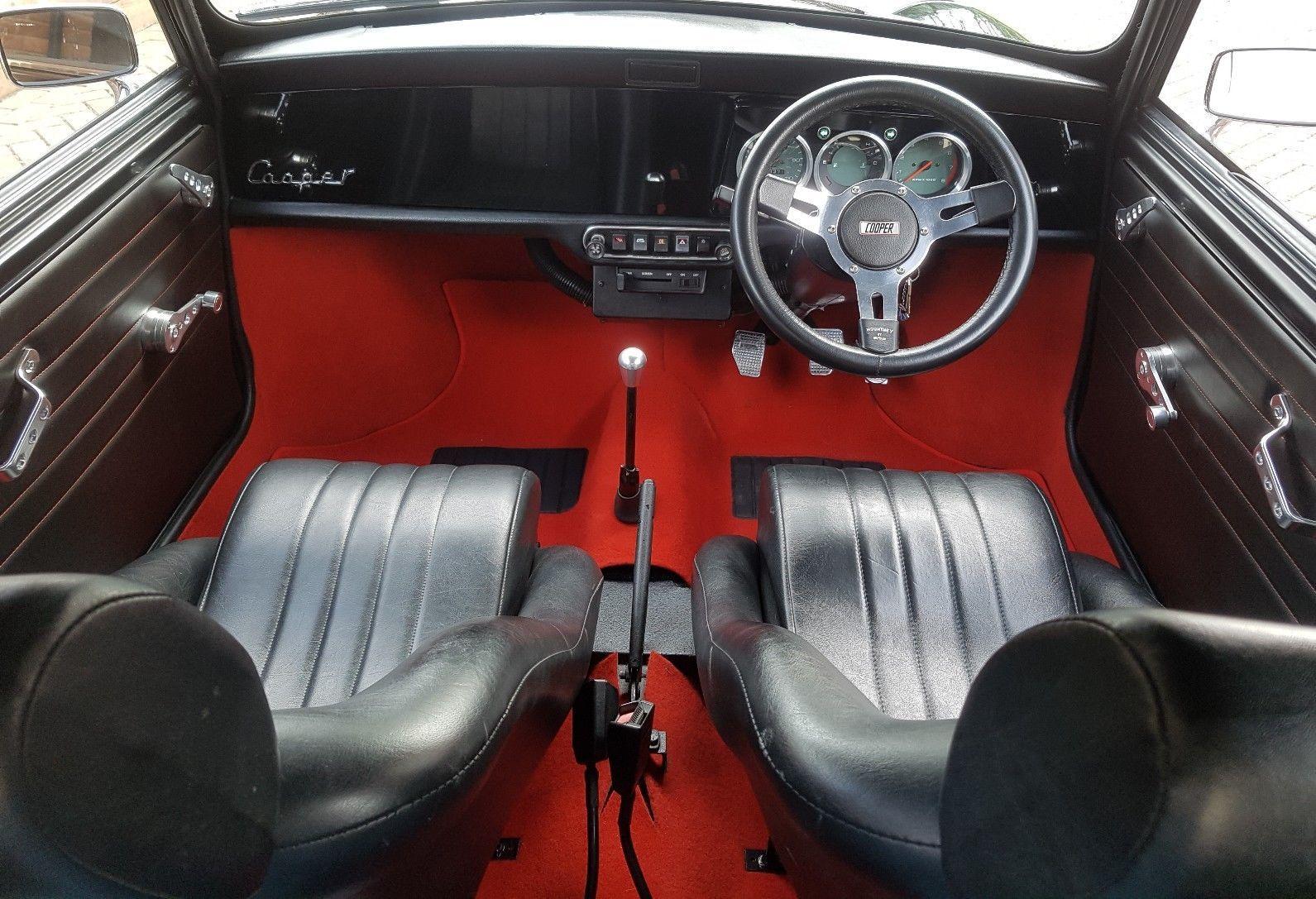 Classic Mini Cooper 1275 Only 15000 Miles Mini Rover Mini