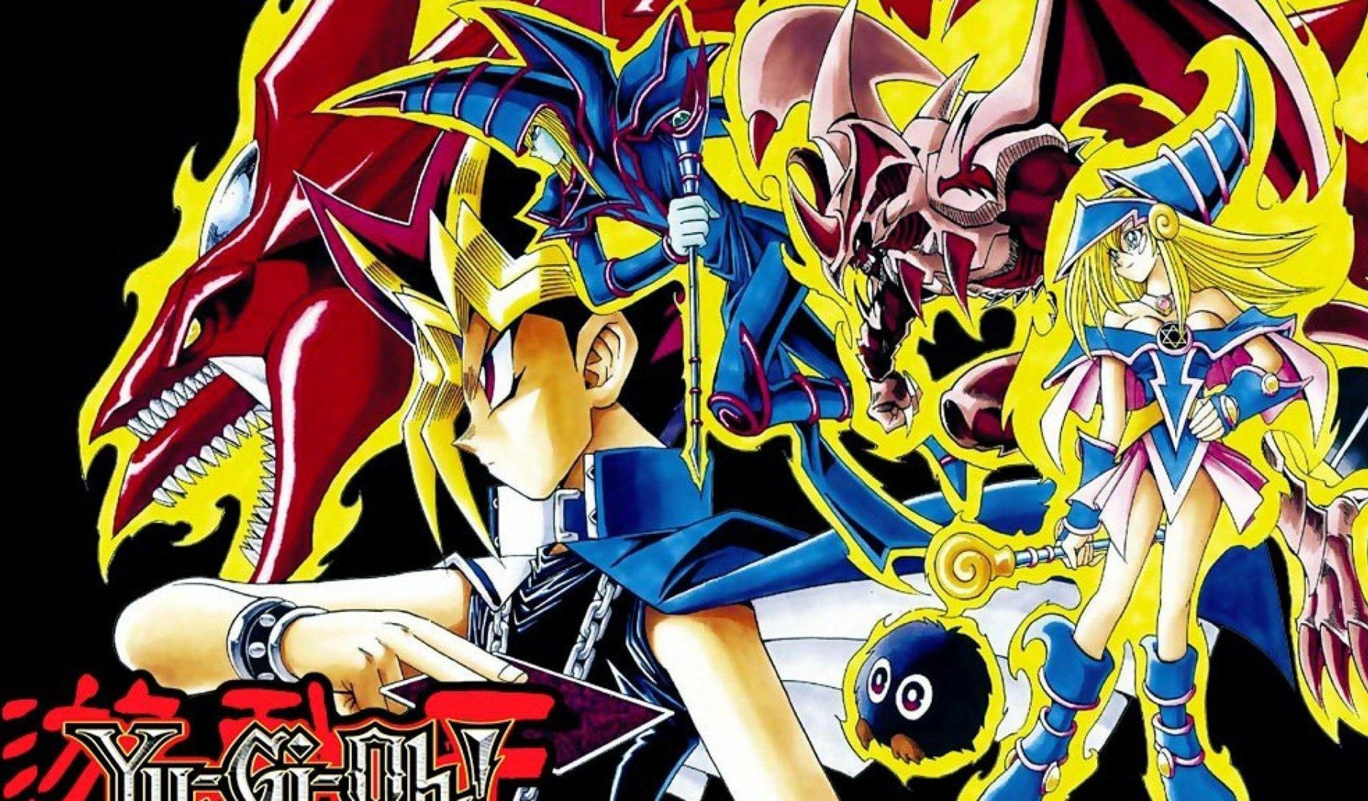 Download Yugioh Backgrounds 遊戯王 作画 楽しい