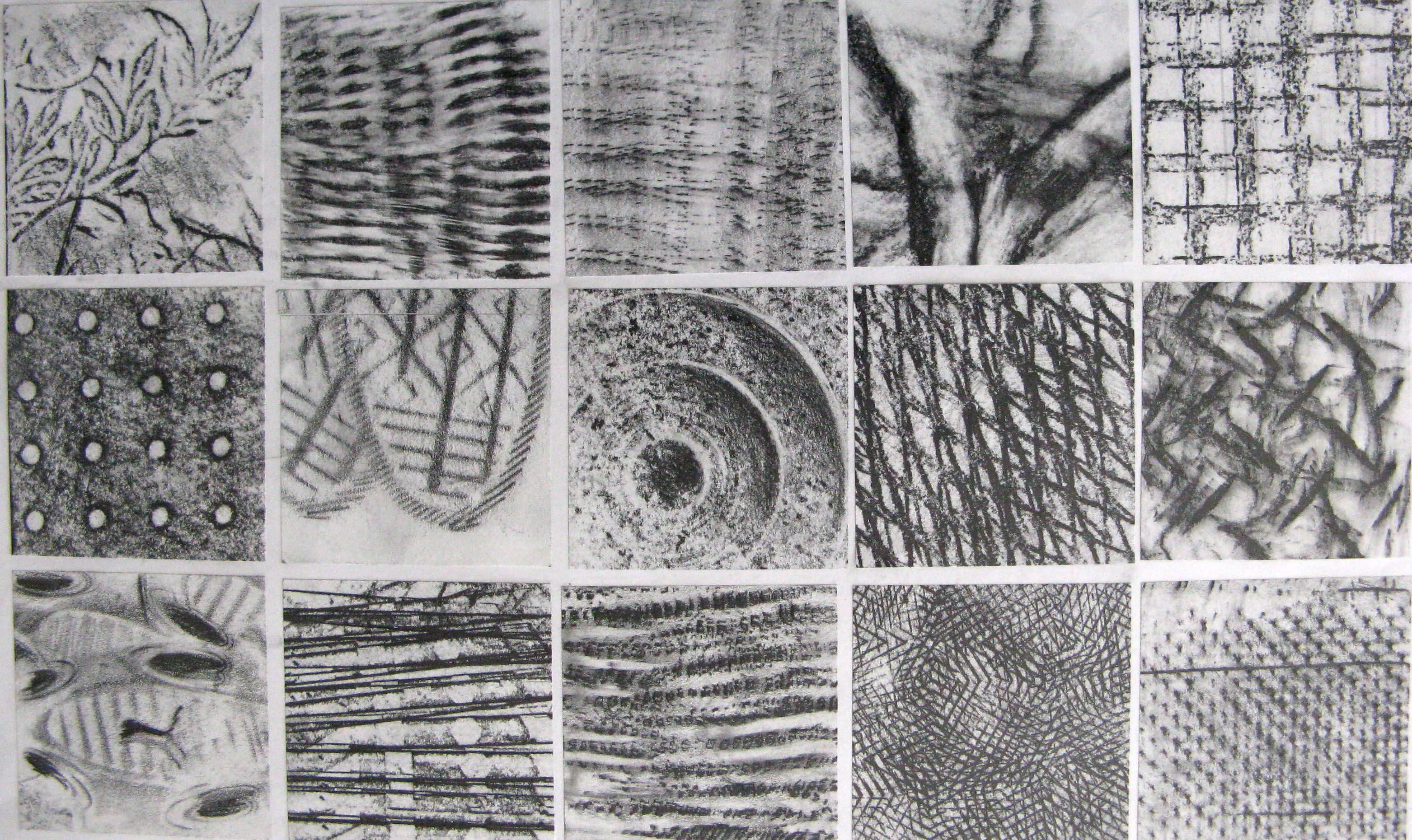 texture in drawing - Google Search | mark making and ...