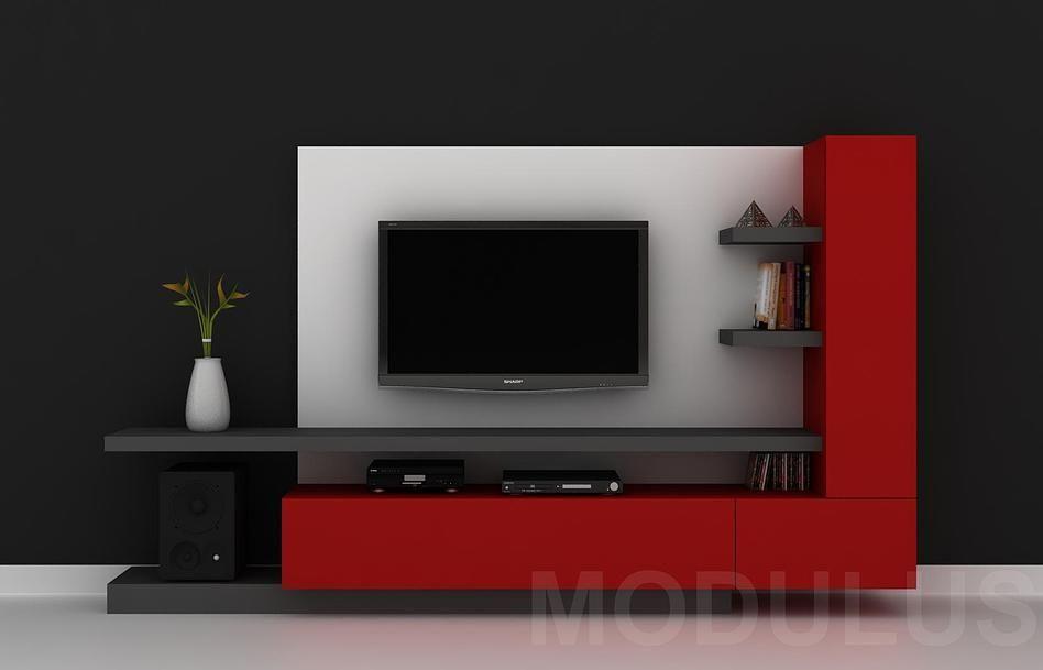 Modulus Muebles De Dise 241 O Wall Unit Buenos Aires Modern Tv Wall Units Tv Unit Furniture