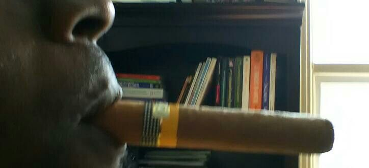 Smoking a Coheba is strickly suggested