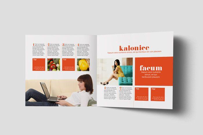 InDesign Magazine Template: Kalonice   indesign ideas   Pinterest ...