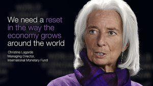 IMF - Christine Lagarde Names Poul Thomsen Director European