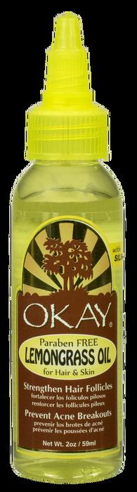 LemonGrass Oil for Hair & Skin Helps Nourish And