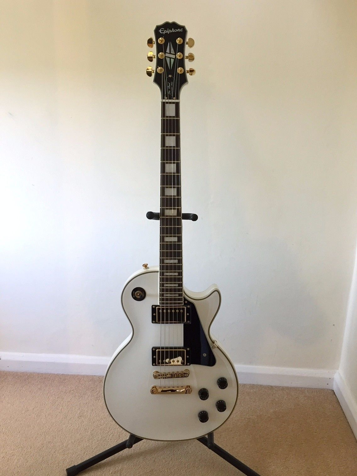 Wiring Diagram Epiphone Les Paul Prophecy Ex Library As Well On Guitar Custom Pro Electric Alpine White