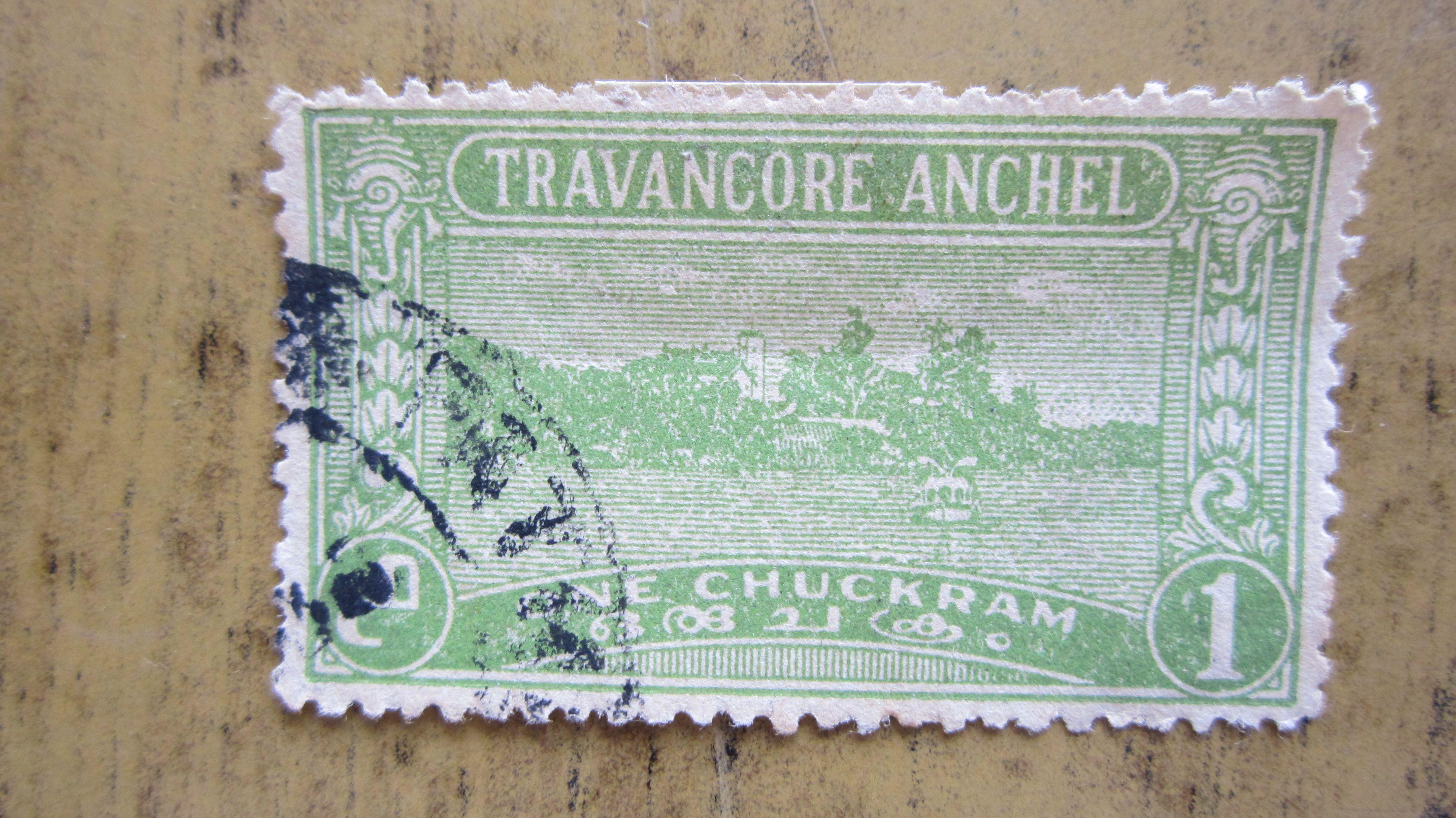 India (Travancore)