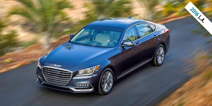2018 genesis lineup. interesting 2018 2018 genesis g80 lineup adds twinturbo sport model and genesis lineup f