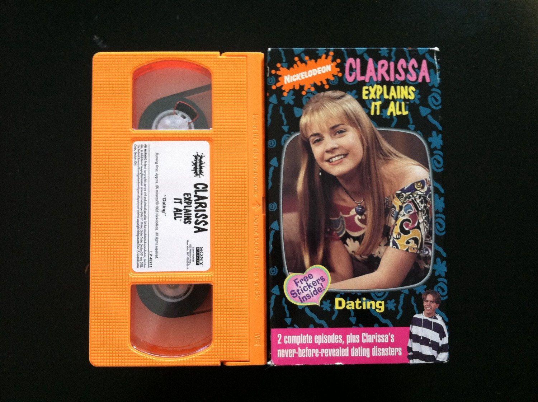Clarissa to vysvětluje všechno datování vhs