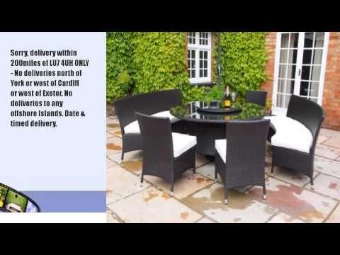 Madrid Rattan Garden Conservatory 10 Seat Round Dining - http://news ...