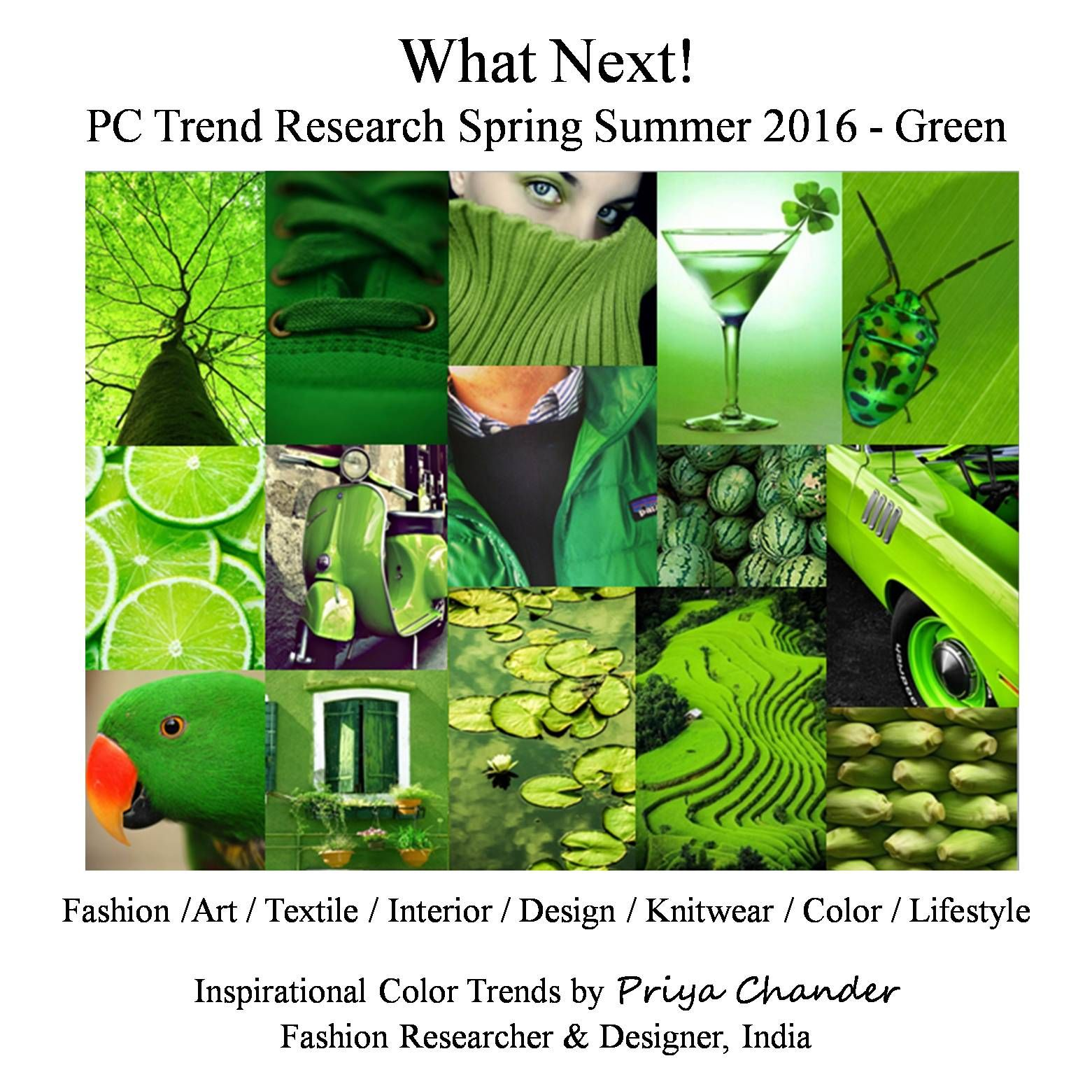 #fashion #art #design #SS16 #pctrendresearch #fashionforecast #green #nature #textiles #apparel #interiordesign #interiors #decor #homefurnishing #knitwear #knitting #lifestyle