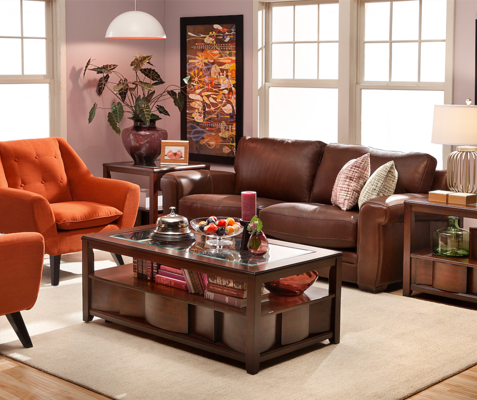 Super Soft Leather Luxury Get The Most In Contemporary Style And - San-remo-contemporary-leather-sofa