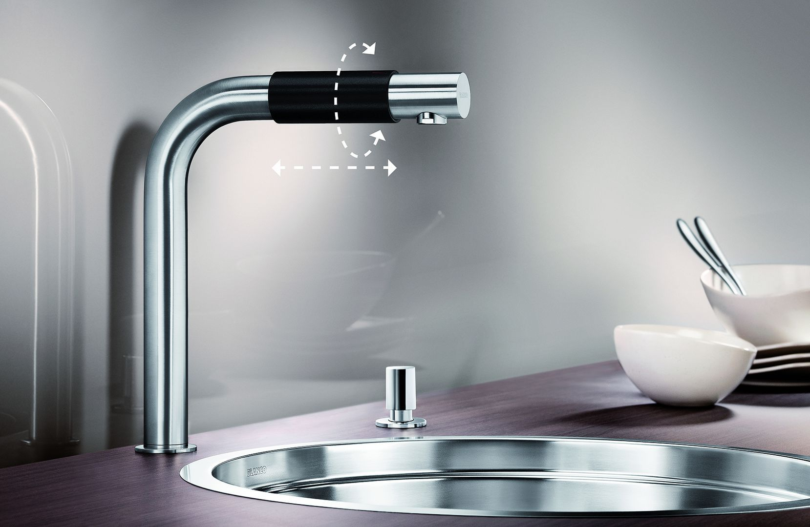 BLANCO SAGA | Mixer tap | Beitragsdetails | iF ONLINE EXHIBITION
