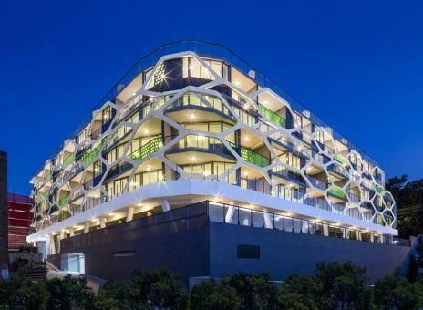 APHA APARTMENTS BY TONY OWEN PARTNERS COMPLETED by Tony Owen Architects as Architects