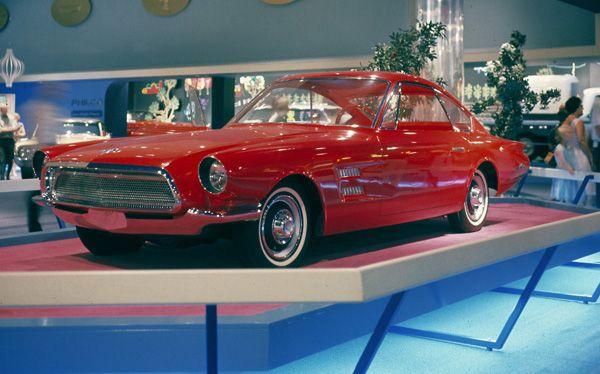1963 Mustang Allegro Concept Cerca Con Google Concept Cars