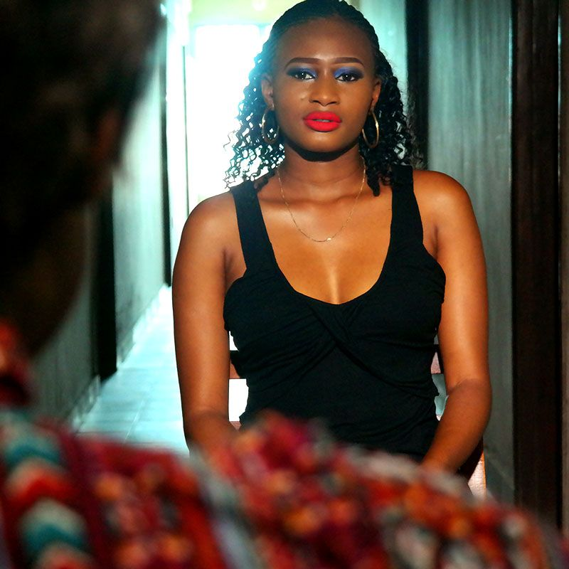 FAME AND LUV SEX SCANDAL; Shewa finally speaks up about her nude pics that was leaked