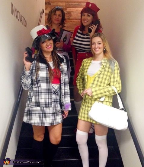 Clueless Halloween Costume Contest At Costume Works Com Clueless Costume Clueless Outfits Clueless Halloween Costume