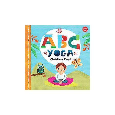 abc for me abc yoga christiane engel boardbook