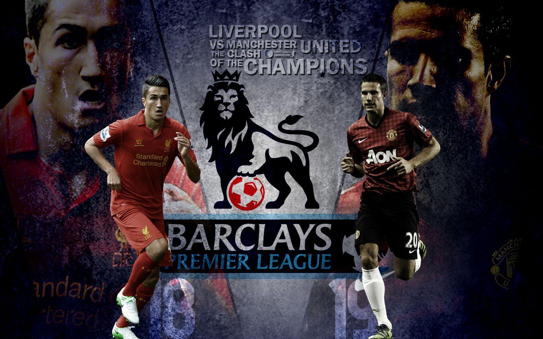 Wallpaper Manchester United V Liverpool Hd Football