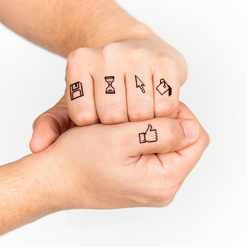 Tattoonie #t4aw #computer #tattoonie #tattoo