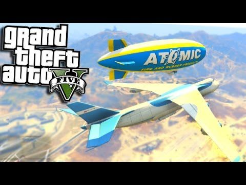 How To Get Free Planes In Gta 5 Online