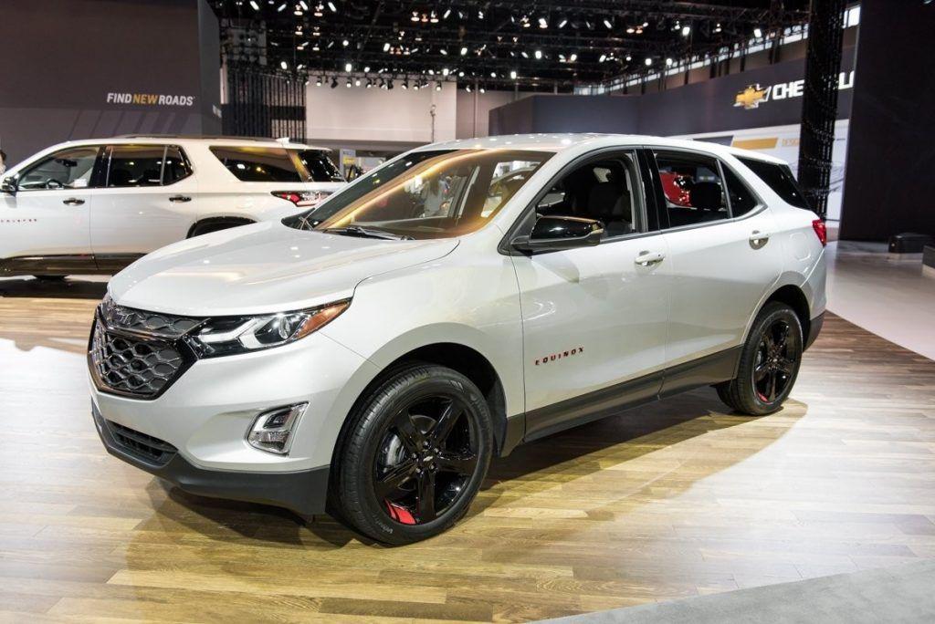 New 2019 Chevrolet Equinox Exterior Colors Interior Car Review