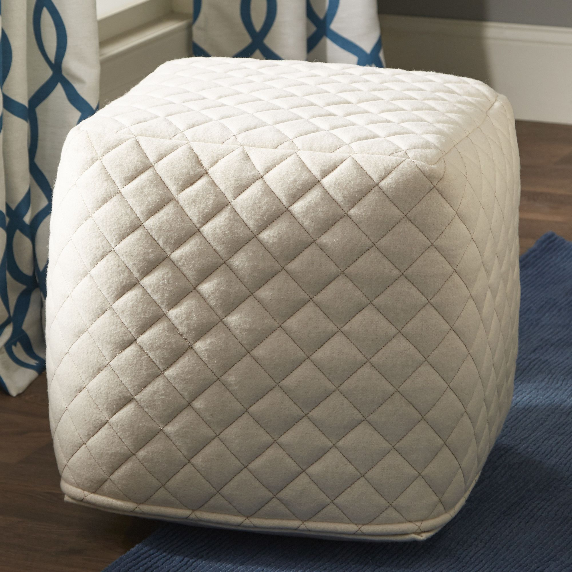 White Pouf Ottoman Ultranikki Chu Pouf Ottoman  Home & Decoration  Pinterest