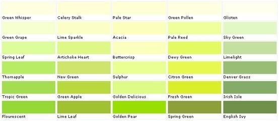 Green Paint Colors green accent paint colorsisabel | d colours | pinterest