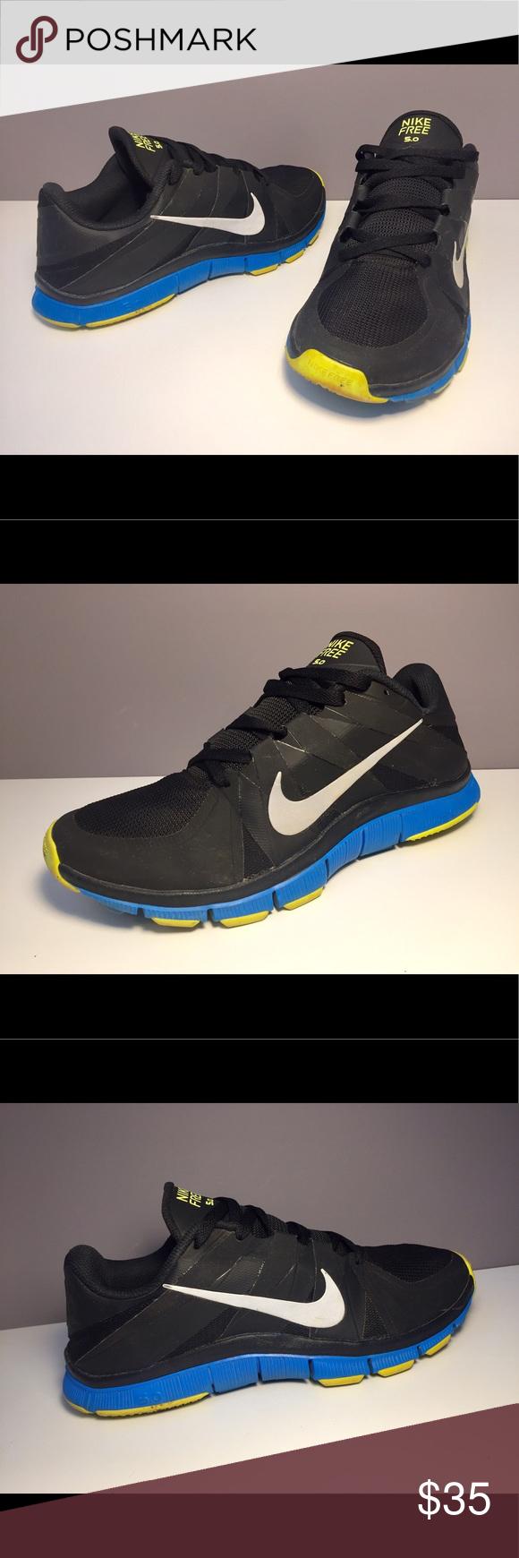 411a589e93fc Men s Nike Free Run 5.0 Shoes Men s Nike Free Run 5.0 Shoes - Size 10 -  Black